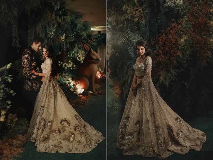 Pin By Shaandaar Weddingz On Reception Dresses