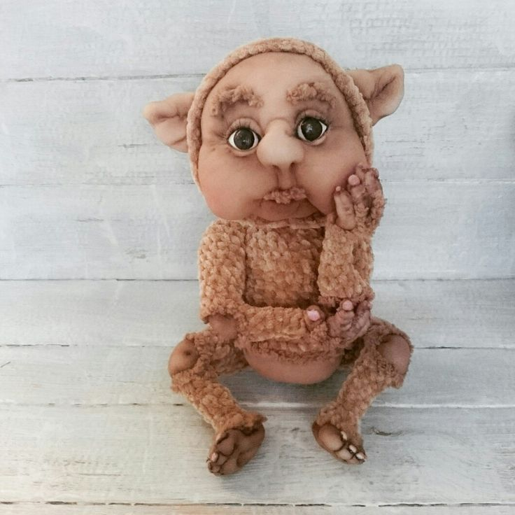 #textil #doll #gnome