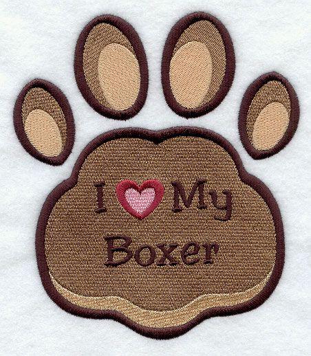 i love my boxers