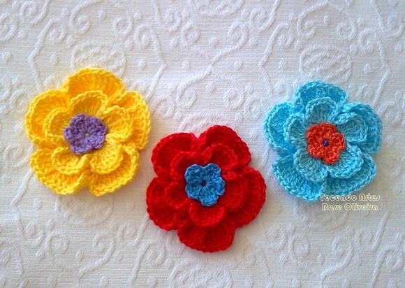 Gorros y Binchas a Crochet on Pinterest | Crochet Hats, Crochet ...