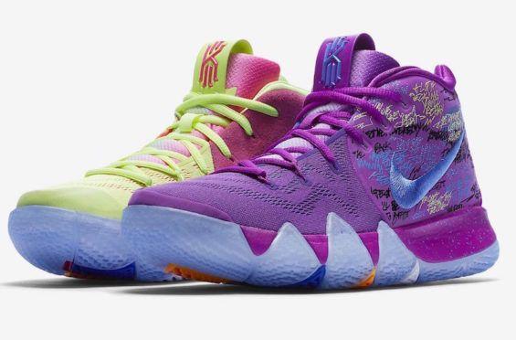 Nike Kyrie 4 Multicolor (Confetti