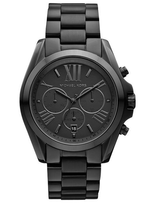 Black on black - MK