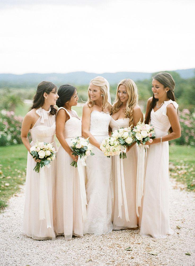 Photography: Christina Brosnan www.brosnanphotographic.com/ Groom's Attire: Jean Manuel Moreau jeanmanuelmoreau.com/ Wedding Dress: Dennis Basso www.dennisbasso.com/ View more: http://stylemepretty.com/vault/gallery/28149