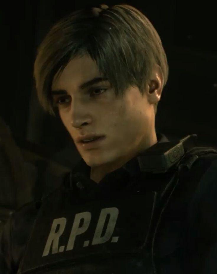Re2 Remake Leonkennedy Resident Evil Leon Leon S Kennedy Resident Evil
