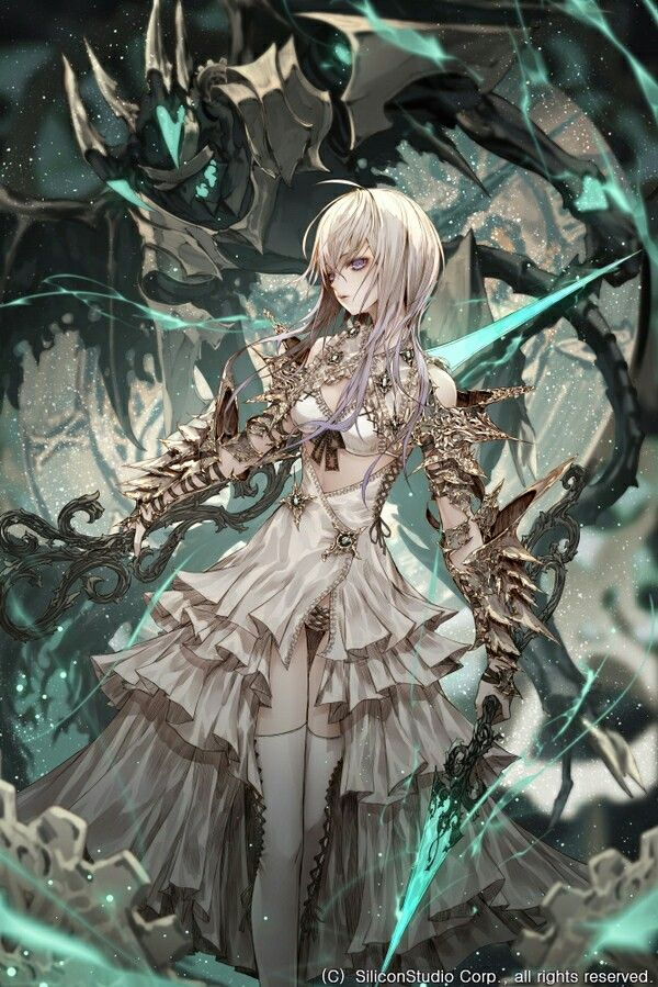 White Queen/White Knight
