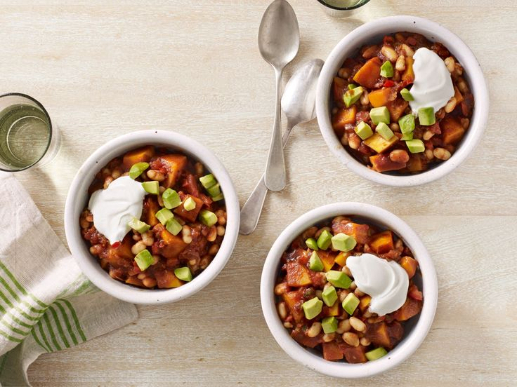 The 25 best chili recipe food network ideas on pinterest simple butternut squash chili forumfinder Image collections