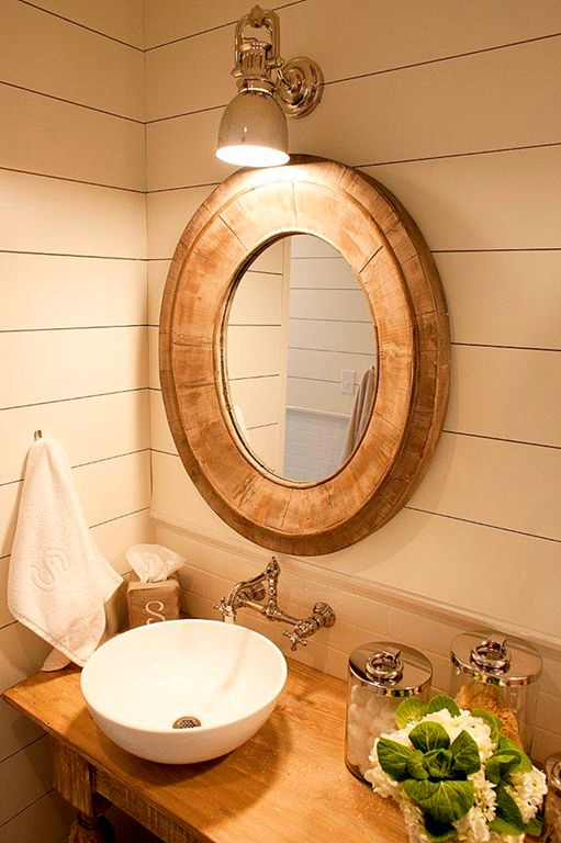 88 best images about duravit spotted on pinterest black for Restoration hardware round mirror
