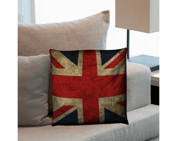 Αγγλική σημαία vintage, διακοσμητικό μαξιλάρι ,9,90 €,https://www.stickit.gr/index.php?id_product=17597&controller=product