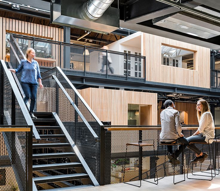 Airbnb international headquarters in Dublin - Heneghan Peng