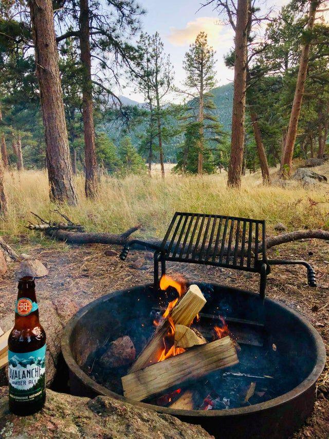 Moraine Park Campground Rmnp Colorado Usa Camping Hiking Outdoors Tent Outdoor Caravan Campsite Travel Fishi Moraine Park Campground Camping Aesthetic