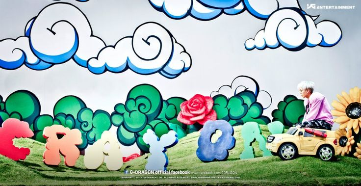 "G-Dragon Official Facebook ""CrayOn"" MV PhotosBigbang Band, G Dragons, Gd Crayons, Bigbang Gdragon, Gdragon Beckham, Gdragon Crayons, King Gdragon, Jiyong Gdragon, Crayons Mv"