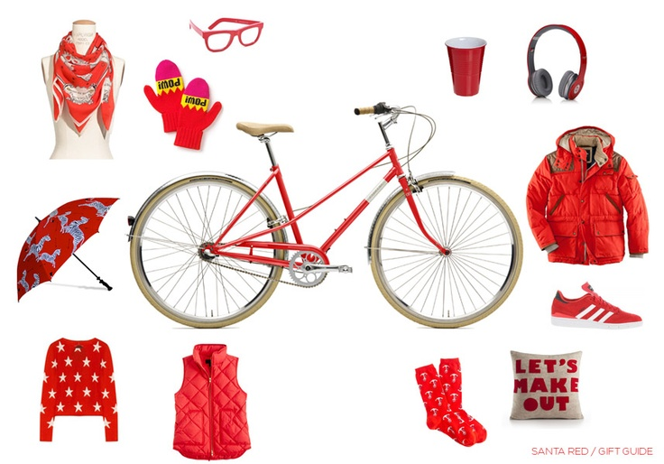 santa red  #gift guide