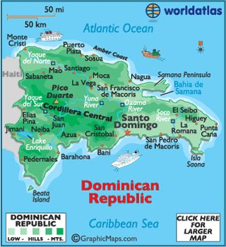 an introduction to the history of the dominican republic An introduction to la vega vieja, the dominican republic's historical ruin  picture of shimon brathwaite shimon brathwaite updated: 7 may.