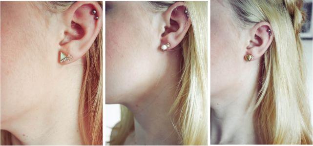 Earrings #style #fashion #accessories #jewellery #fblogger #fblog #earrings