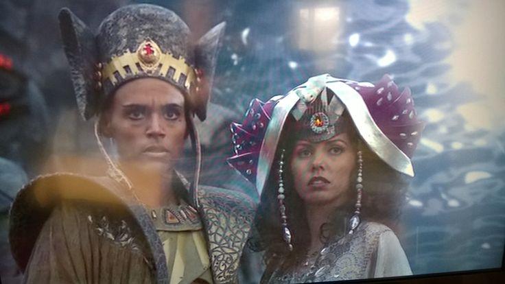 Stargate SG1 - Sha'ré et Apophis