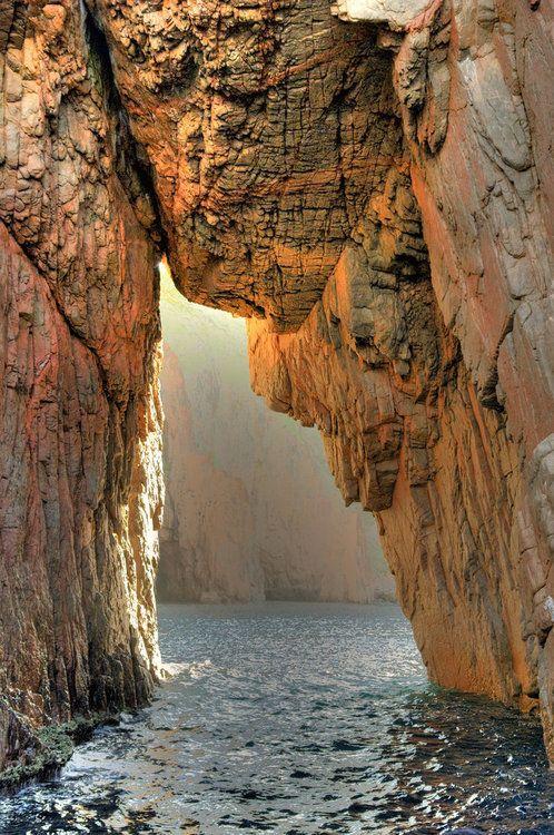 touchdisky:  Capu Rossu, Corsica | France bysaladdin