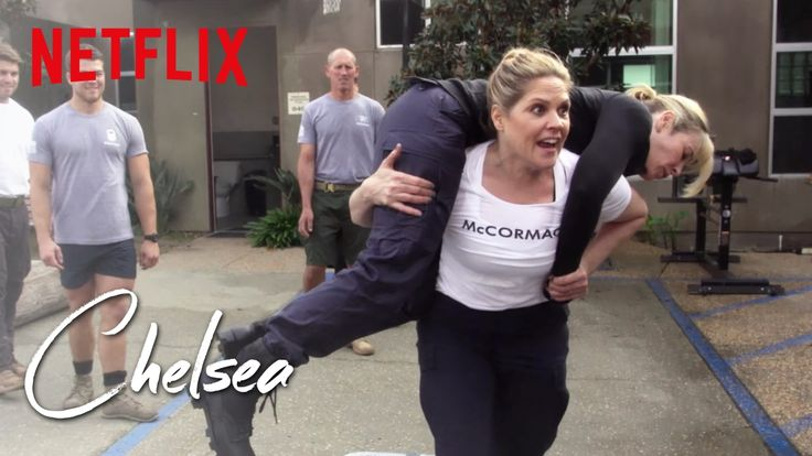 Chelsea Does a Navy SEAL Workout | Chelsea | Netflix - YouTube