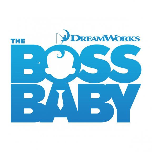 Logo Of The Boss Baby Boss Baby Baby Logo Baby Products 2017
