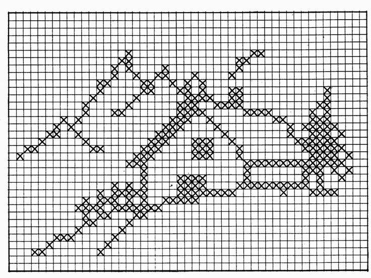 Le Creazioni di Coralì: schemi filet