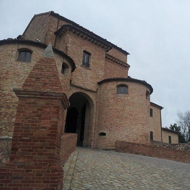 Porta Maggiore di Mombaroccio! #mombaroccio #borghistorici #pesaro