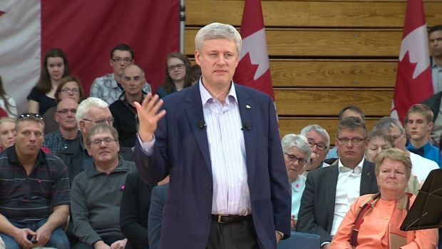 Prime Minister Stephen Harper was in Nova Scotia last week to give support to the a Conservative MP in a riding that is already looking like an election battleground. With the fixed election date in the fall, Harper and all the federal leaders have spent a good deal of time on the road in 2015.