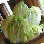 napa cabbage - Nutrition facts