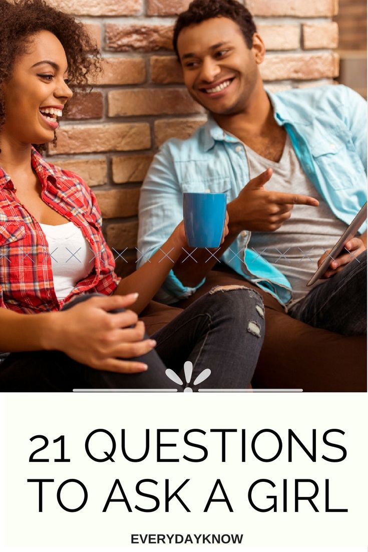 Top dating questions to ask a girl