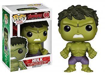 Age of Ultron Avengers 2 POP! Bobble Head Vinyl Figure - Hulk