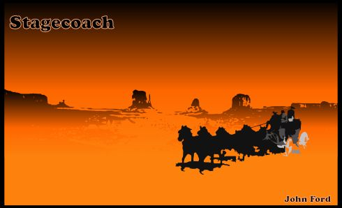 Stagecoach - John Ford - Iconic Images 1