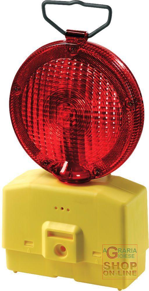 LAMPADA STRADALE INTERMITTENTE VETRO ROSSO DIAM  18 CON STAFFA DI FISSAGGIO  SENZA BATTERIA https://www.chiaradecaria.it/it/segnaletica-stradale/9670-lampada-stradale-intermittente-vetro-rosso-diam-18-con-staffa-di-fissaggio-senza-batteria.html