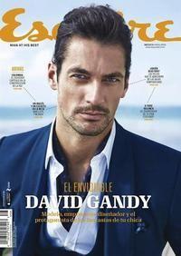 Esquire Mexico November 2015 Covers - David Gandy Born: February 19, 1980 (age 35), Billericay, United Kingdom Height: 6′ 3″ Parents: Brenda Gandy, Chris Gandy