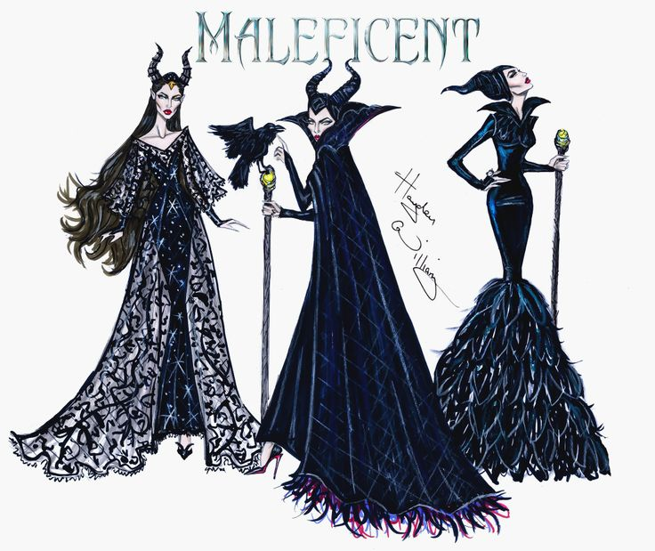 #Maleficent collection by Hayden Williams