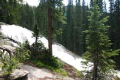 Granite Falls - Rocky Mountain National Park