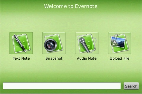 Hacker uses Evernote account as Command and Control Server