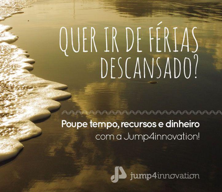 Desfrute do Verão com a Jump4Innovation!