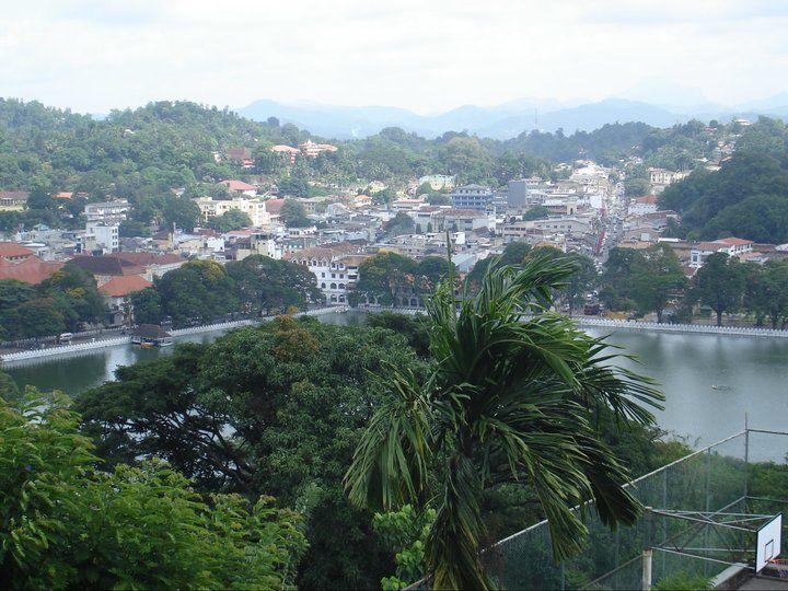 Sri Lanka - Kandy - Base of our new venture