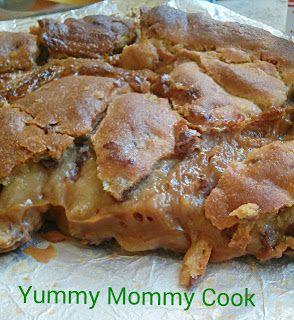 Yummy Mommy Cook: Γιγάντιο Μπισκότο Γεμιστό με Καραμέλα