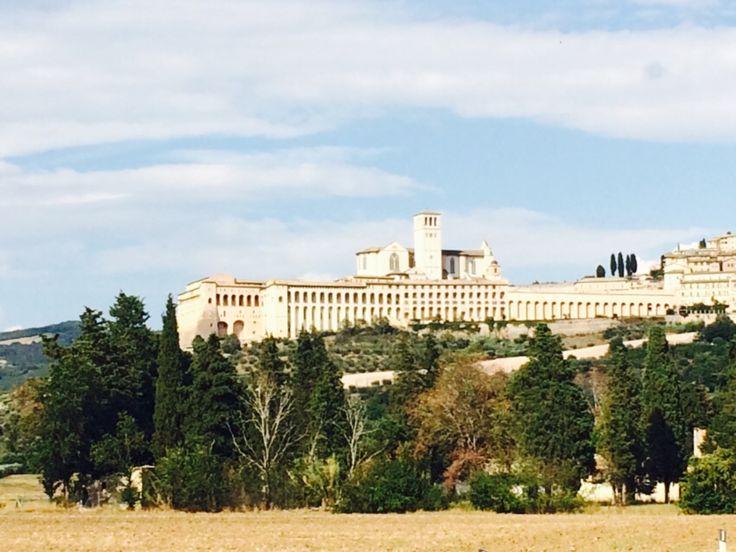 Assisi nel Perugia, Umbria