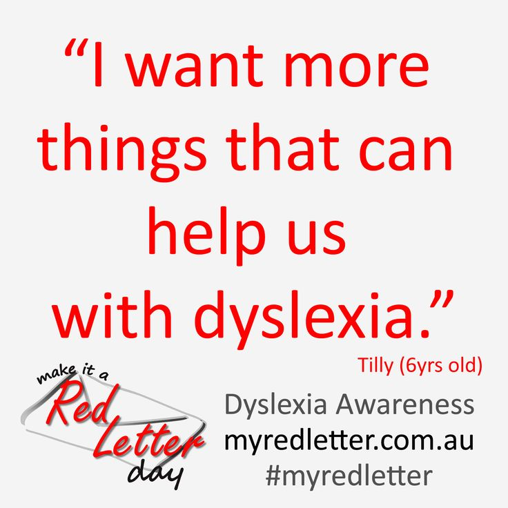 Best My Red Letter For Dyslexia Images On   Dyslexia
