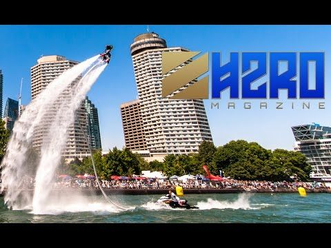 Flyboard North American Championship Movie