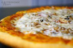 Pâte à pizza moelleuse comme un nuage
