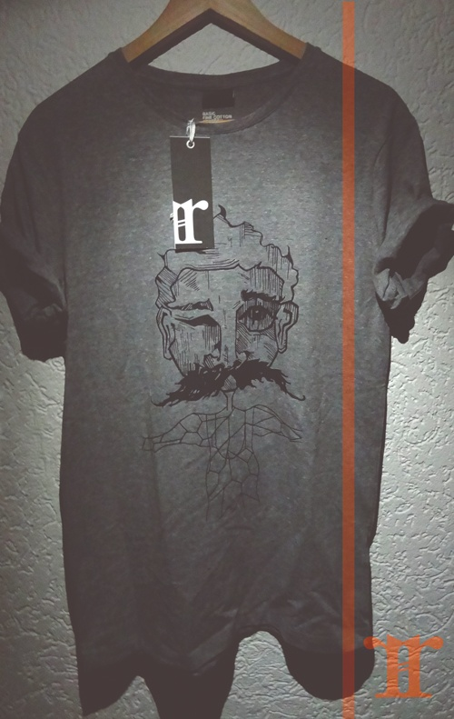 gravedigge.rare in tshirt /new collection/