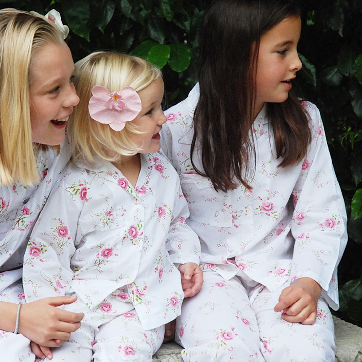PLANET PYJAMA - Home of quality Kids pyjamas - Rosie rose floral pyjama, $34.95 (http://www.planetpyjama.com.au/rosie-rose-floral-pyjama/)