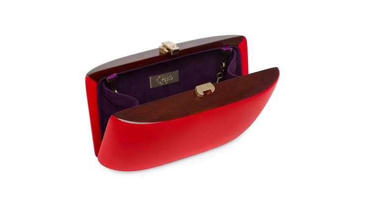 Candy Clutch_Red