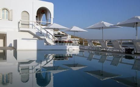 Mykonos Grace, Mykonos, Greece  - Explore the World with Travel Nerd Nici, one Country at a Time. http://TravelNerdNici.com