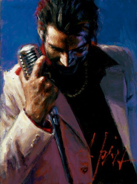 Fabian Perez 1967 ~ argentino pittore figurativo | Ballerini di flamenco