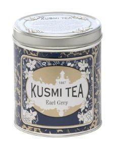 Kusmi Earl Grey - Ekologiskt te. 250 kr/250 g. Finns att köpa på Tehuset Java eller i Kusmi-butiken i Täby C.