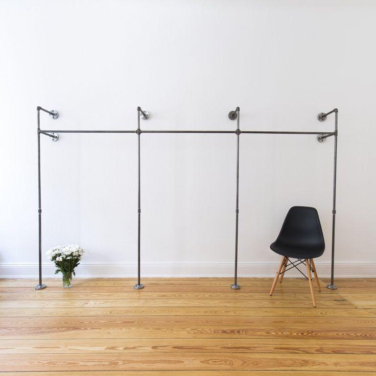 Stunning Offener Kleiderschrank Offene Garderobe TRIPLE HIGH