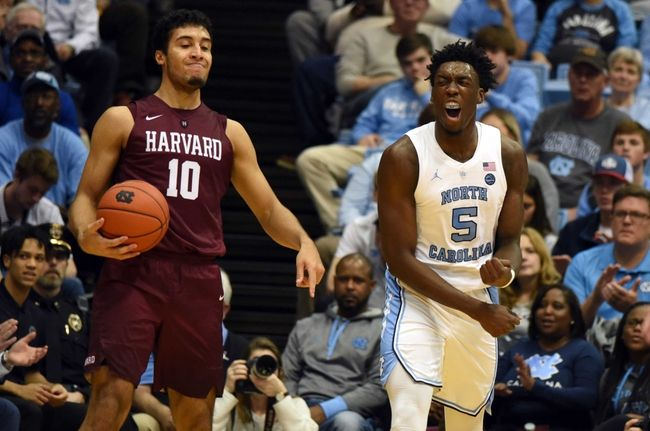 Dartmouth Vs Harvard 1 12 19 College Basketball Pick Odds And Prediction College Basketball Princeton Tigers Harvard