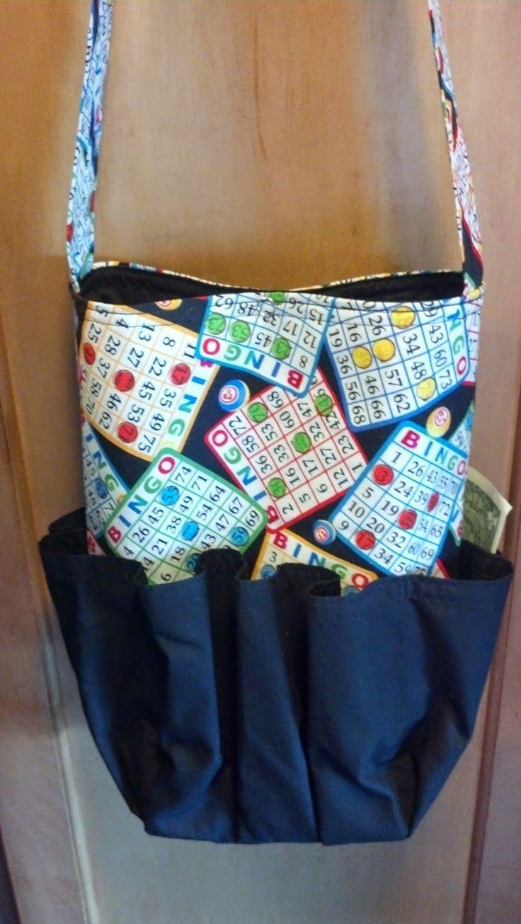 Crochet Pattern For Bingo Bag : 1000+ ideas about Bingo Bag on Pinterest Craft Making ...
